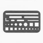 Product_Erasing shield B